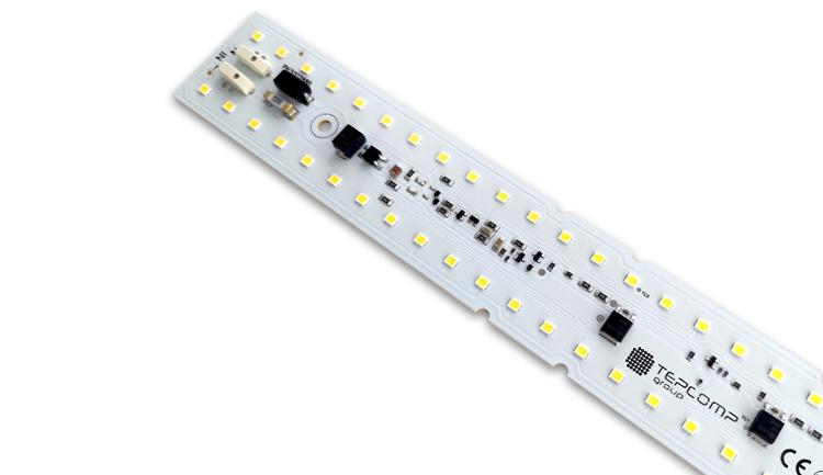 ActivePAQ, LED-moduulit, aktiivinen led levy, valaisinkomponentti, led virtalähde, led ajuri, led valaisin, LED levy integoidulla virtalähteellä, LED modules, active LED board, luminaire component, led driver, LED luminaire, LED board with integrated driver
